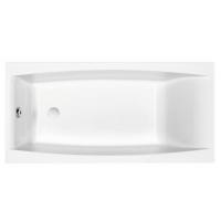 Акриловые ванны Ванна CERSANIT Virgo 160х75 с ножками