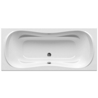 Акриловые ванны Ванна RAVAK Campanula II 180х80