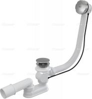 Сифоны Сифон для ванны AlcaPlast A55КM - 80 см. (автомат)