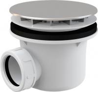 Сифоны Сифон для душ. поддона AlcaPlast A49К (метал-хром)