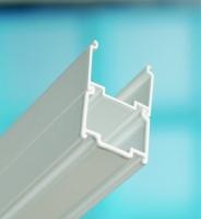 Комплектующие Регулирующий профиль для душевых кабин RAVAK BLNPS (белый)