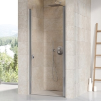 Душевые двери Душевая дверь RAVAK CSD1 - 80 (Полированный алюминий - Transparent)