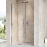 Душевые двери Душевая дверь RAVAK CSD2 - 100 (Полированный алюминий - Transparent)