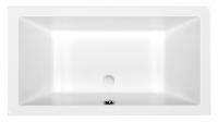 Акриловые ванны Ванна CERSANIT Intro 160x75 с ножками