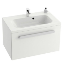 Мебель для ванной комнаты Шкафчик под умывальник RAVAK SD Chrome 80