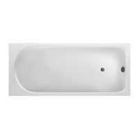 Акриловые ванны Ванна COLOMBO Акцент 150х70 с ножками