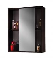 Мебель для ванной комнаты Шкафчик с зеркалом COLOMBO Лотос Е65