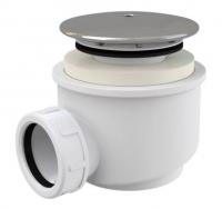 Сифоны Сифон для душ. поддона AlcaPlast A47CR d60 (хром)