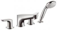 Смесители для ванны Cмеситель для ванны HANSGROHE Focus 31936000