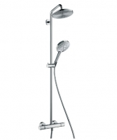 Душевая программа Душевая система с термостатом HANSGROHE Raindance Select 240 Showerpipe 27115000