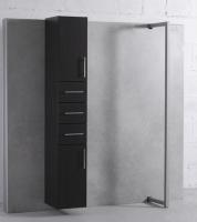 Мебель для ванной комнаты Пенал FANCY MARBLE П-2 (Венге)
