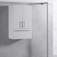 Мебель для ванной комнаты Пенал FANCY MARBLE ПНС (Белый)