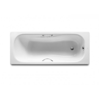 Ванны стальные Ванна стальная ROCA Princess A2203N0001+A291021000 160х75