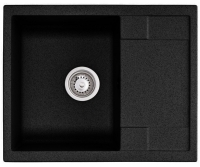 Кухонные мойки Кухонная мойка GRANADO Altea 1301 (black shine)