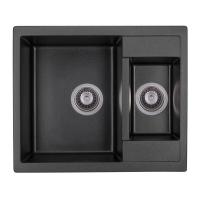 Кухонные мойки Кухонная мойка GRANADO Samora 0901 (black shine)