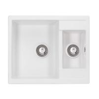Кухонные мойки Кухонная мойка GRANADO Samora 0905 (white)