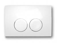 Кнопки для смыва Спускная кнопка GEBERIT Delta 21 115.125.11.1 (белая)