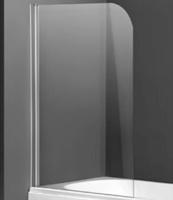 Шторки для ванной Шторка для ванны ATLANTIS PF-74 матовый (85x140)