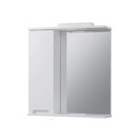 Мебель для ванной комнаты Шкафчик с зеркалом ЮВВИС Марко Z-1 55 L с подсветкой