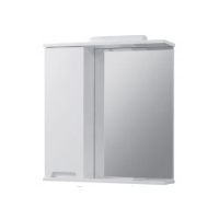 Мебель для ванной комнаты Шкафчик с зеркалом ЮВВИС Марко Z-1 65 L с подсветкой