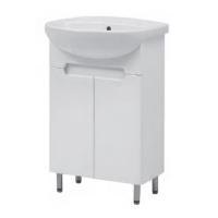 Мебель для ванной комнаты Шкафчик с умывальником ЮВВИС Марко Изео 55 Т-1