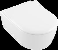 Унитазы Унитаз подвесной VILLEROY&BOCH Avento 5656RS01 с крышкой SoftClosing