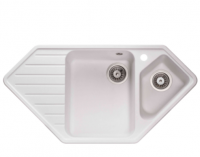 Кухонная мойка GRANADO Ibiza 1805 (white)