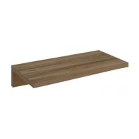 Мебель для ванной комнаты Столешница RAVAK под умывальник L 100 (Орех)