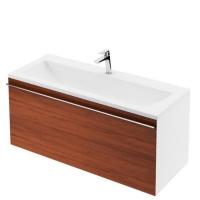 Мебель для ванной комнаты Шкафчик под умывальник RAVAK SD Clear 100x42 (цвет корпуса Черешня)