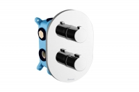 Смесители для ванны Термостат для ванны RAVAK Chrome CR 067.00