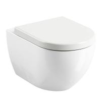 Унитазы Унитаз подвесной RAVAK WC Uni Chrome