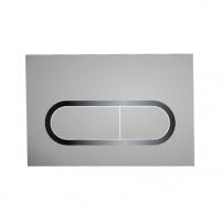 Кнопки для смыва Спускная кнопка RAVAK Chrome (сатин)
