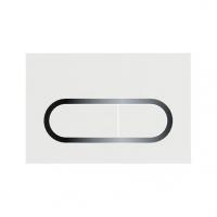 Кнопки для смыва Спускная кнопка RAVAK Chrome (белая)
