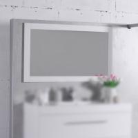Мебель для ванной комнаты Зеркало FANCY MARBLE ЗР-1 (Белый)