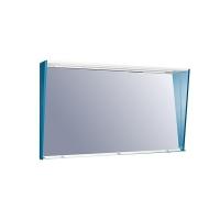 Мебель для ванной комнаты Зеркало FANCY MARBLE MC-Cyprus 125 (Белый)