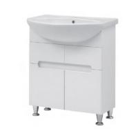 Мебель для ванной комнаты Шкафчик с умывальником ЮВВИС Марко Изео 70 Т-5