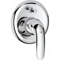 Смесители для ванны Смеситель для ванны GROHE Euroeco new 32747000
