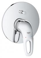 Смесители для ванны Смеситель для ванны GROHE Eurostyle 33637003