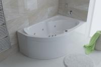 Гидромассажные ванны  Ванна RIVA POOL Nabucco 170x105 с системой HydroPLUS