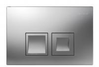 Кнопки для смыва Спускная кнопка GEBERIT Delta 50 115.135.46.1 (хром матовый)
