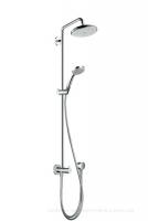 Душевая программа Душевая система HANSGROHE Croma 220 Showerpipe Reno 27224000