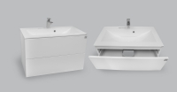 Мебель для ванной комнаты Шкафчик с умывальником NORWAY Eos 600 M107060