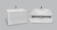 Мебель для ванной комнаты Шкафчик с умывальником NORWAY Eos 800 M107080