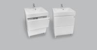 Мебель для ванной комнаты Шкафчик с умывальником NORWAY Terra 600 M108060