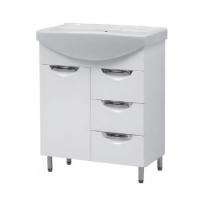 Мебель для ванной комнаты Шкафчик с умывальником ЮВВИС Оскар Т-10 Изео 65