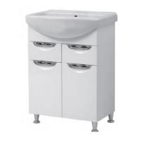 Мебель для ванной комнаты Шкафчик с умывальником ЮВВИС Оскар Т-5 Изео 70
