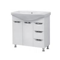 Мебель для ванной комнаты Шкафчик с умывальником ЮВВИС Оскар Т-17 Изео 85