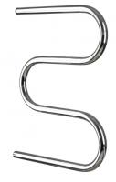 Полотенцесушители Полотенцесушитель MARIO Змейка ∅25 52,5x50