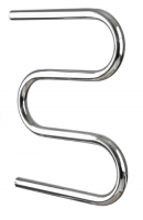 Полотенцесушители Полотенцесушитель MARIO Змейка ∅30 53x50