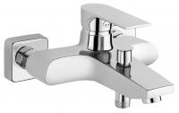 Смесители для ванны Cмеситель для ванны FERRO Algeo Square BAQ1